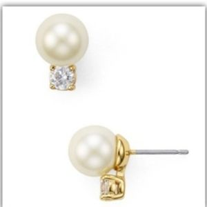 Kate Spade pearl earrings
